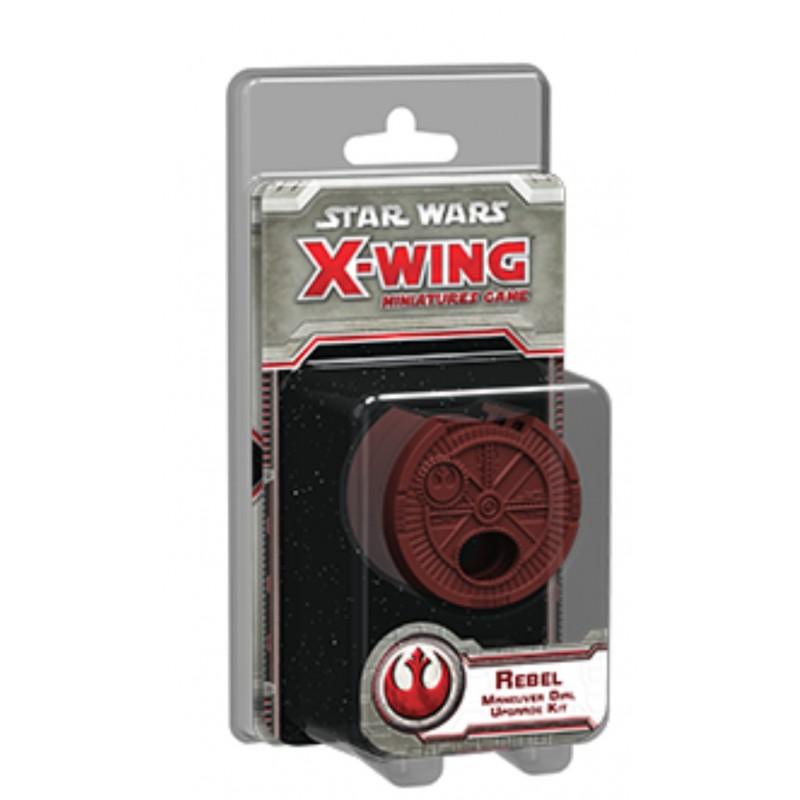 Star Wars X-Wing - Kit mejora selector de maniobra Rebelde