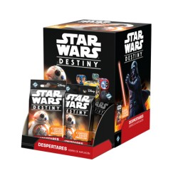Star Wars Destiny: Despertares Expositor de Sobres de Ampliación
