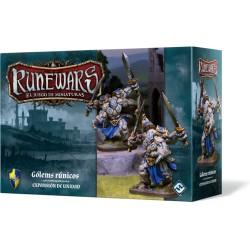Runewars: El juego de miniaturas - Gólems rúnicos