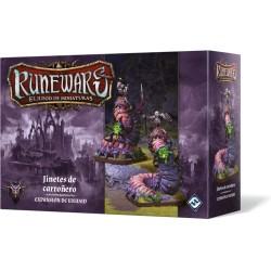 Runewars: El juego de miniaturas - Jinetes de carroñero