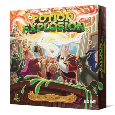 Potion Explosion: El Quinto Ingrediente