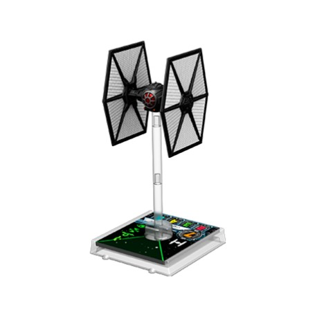 Star Wars X-Wing: Caza TIE/fo