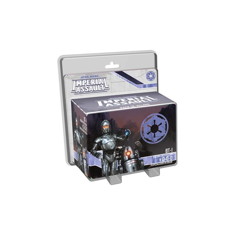 Star Wars Imperial Assault: BT-1 y 0-0-0