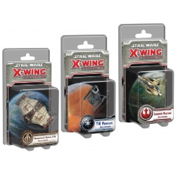 [Pre-Venta] Star Wars X-Wing: Pack de Naves