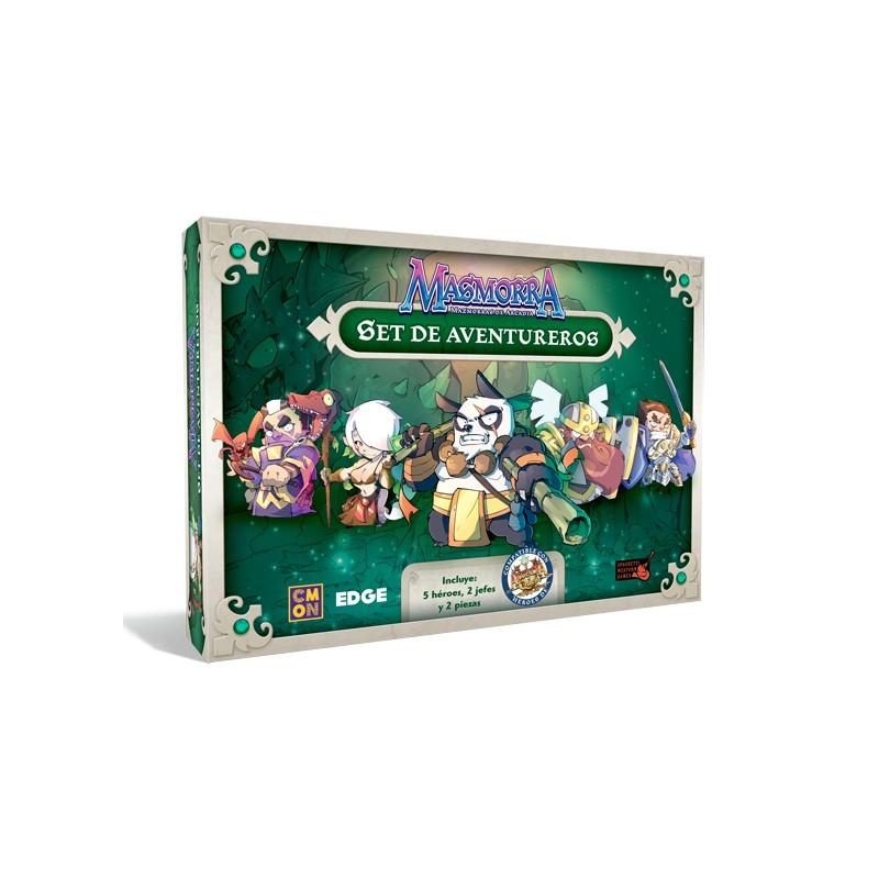 Mazmorras de Arcadia - Set de aventureros