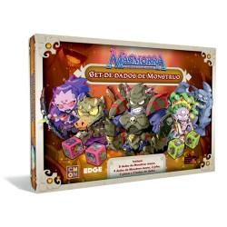 Mazmorras de Arcadia - Set de dados de monstruo