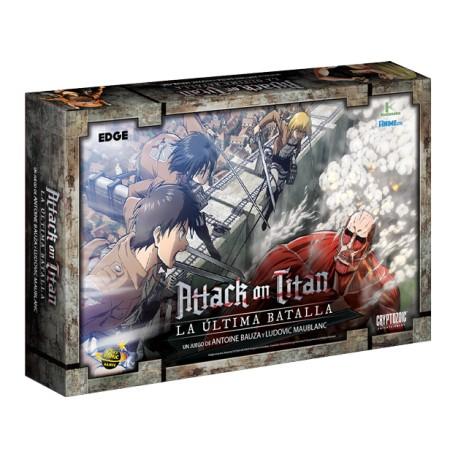 Attack on Titan: La última batalla