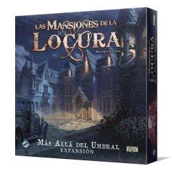 Las Mansiones de la Locura Segunda Edición: Más Allá del Umbral