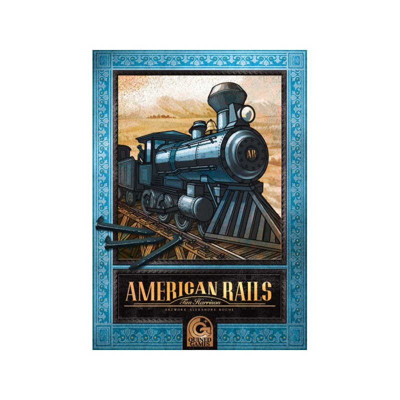 American Rails (Inglés)