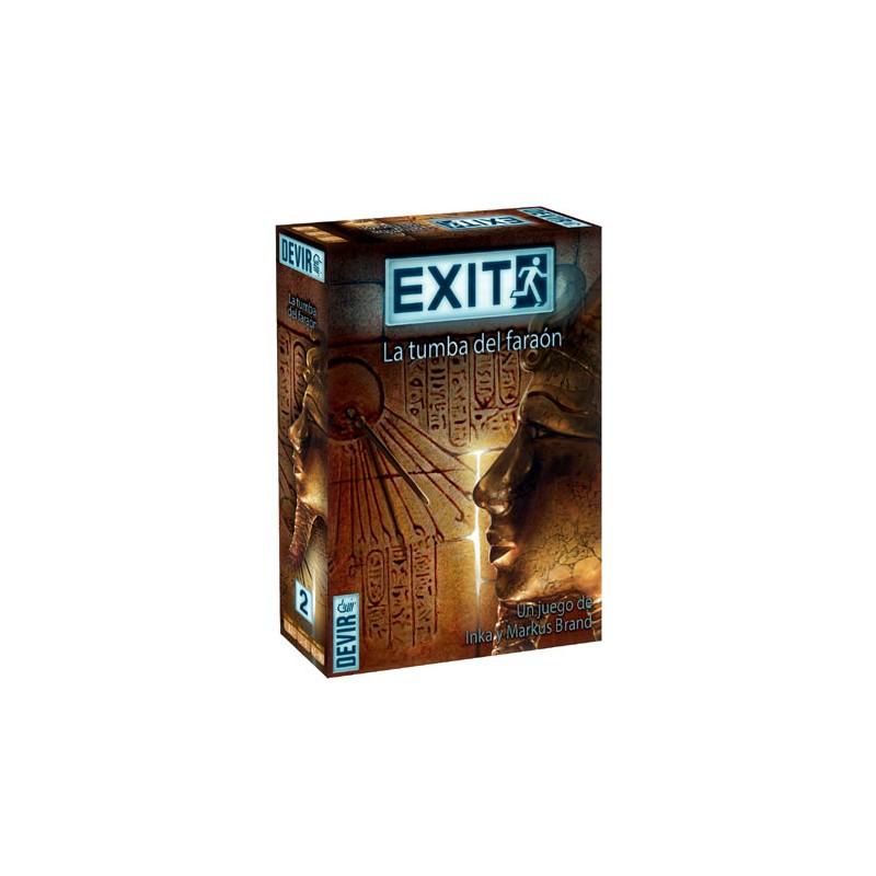 EXIT - 2.- LA TUMBA DEL FARAÓN