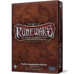 Runewars: El juego de miniaturas - Pack de componentes básicos