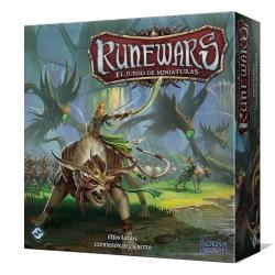 [Pre-Venta] Runewars: El juego de miniaturas - Elfos Latari: Expansión de ejército