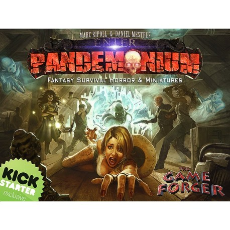 Pandemonium (Edición Kickstarter)