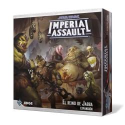 Star Wars Imperial Assault: El reino de Jabba