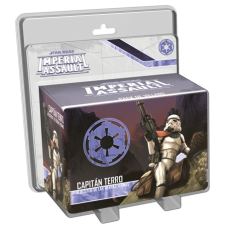 [Pre-Venta] Star Wars Imperial Assault: Capitán Terro