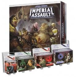 Star Wars Imperial Assault: OLEADA