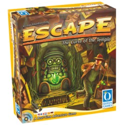 ESCAPE - The curse of the temple (Inglés)