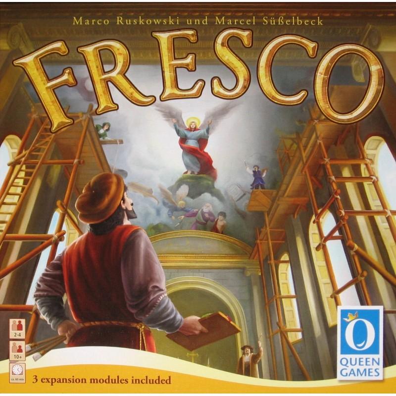 Fresco (Inglés)