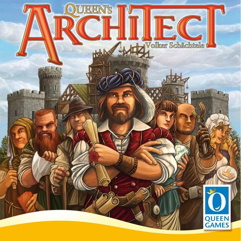 Queen's Architect (Inglés)