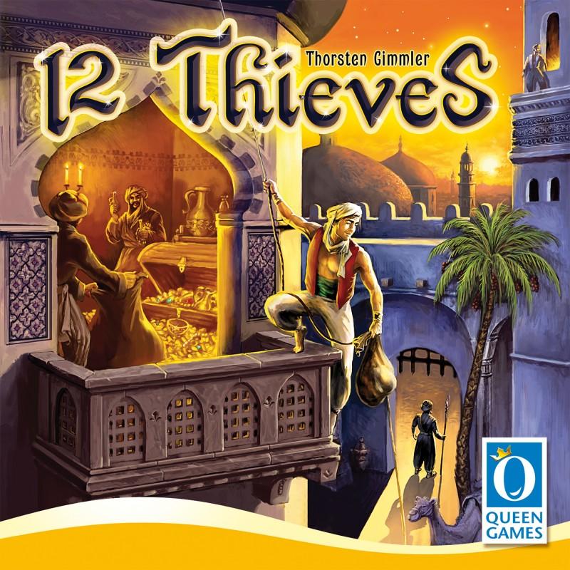 12 Thieves (Inglés)