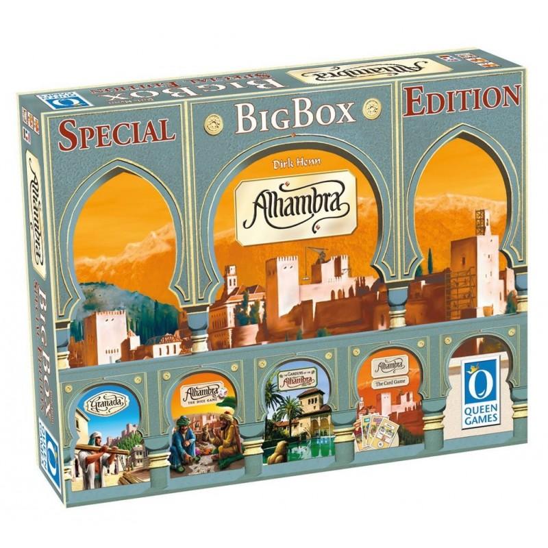 Alhambra BigBox Special Edition (Inglés)