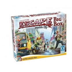 Escape: Zombie City – Big Box (Inglés)