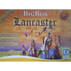 Lancaster: Big Box (Inglés)