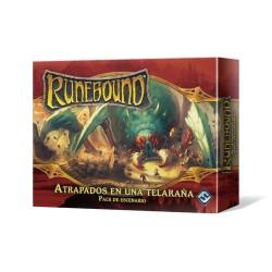 Runebound - Atrapados en una telaraña