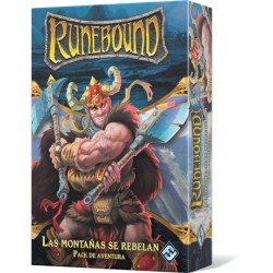 Runebound - Las montañas se rebelan