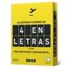 4 en letras 2ª edición