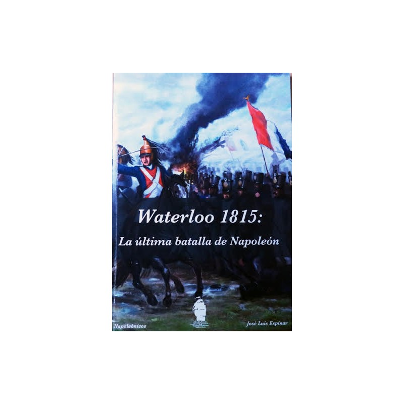 Libro Waterloo 1815