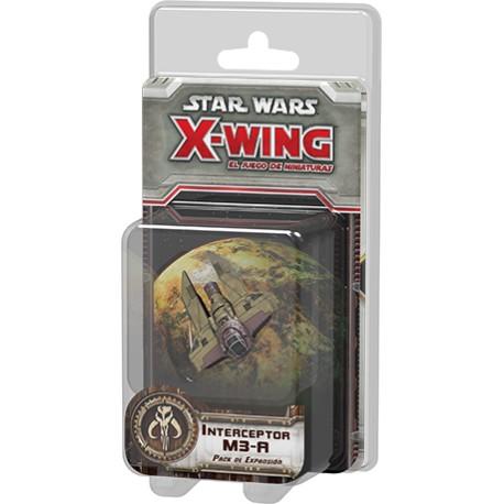 Star Wars X-Wing: Interceptor M3-A