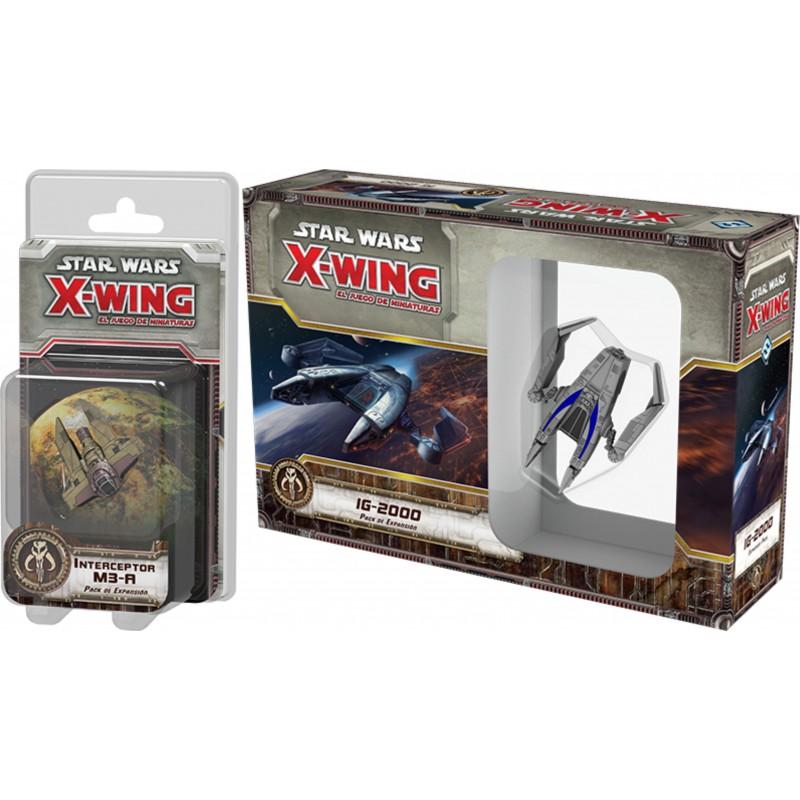 Star Wars X-Wing: Pack de Naves 2