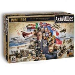 Axis & Allies 1914 Board Game (WWI) (Inglés)