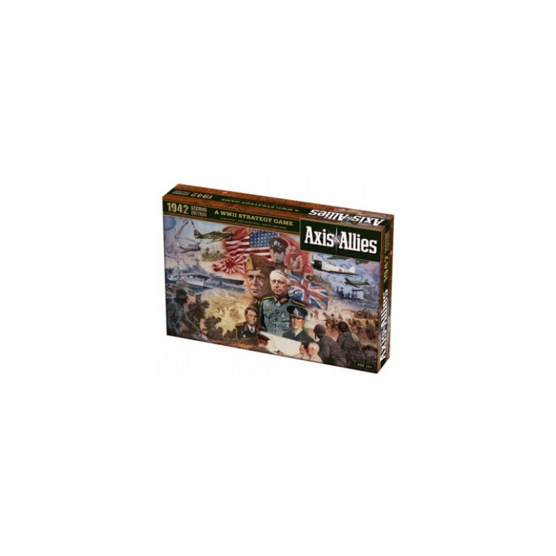 Axis & Allies 1942 (2nd Edition 2012) (Inglés)