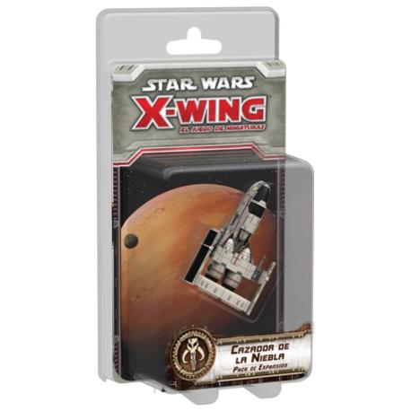 Star Wars X-Wing: Cazador de la Niebla