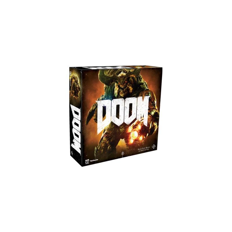 Doom: The BoardGame (Inglés)