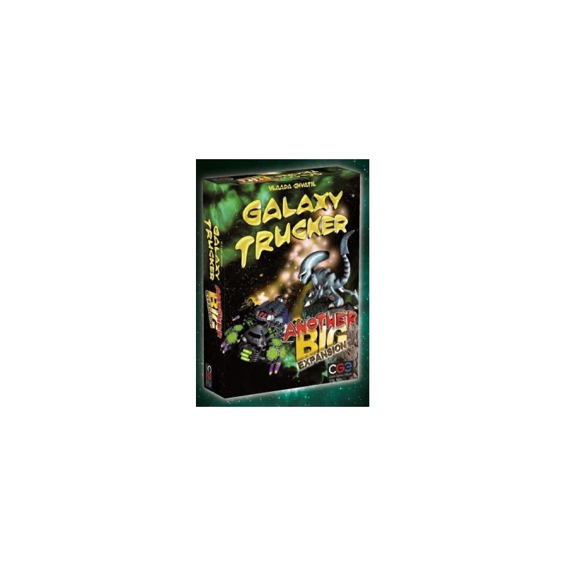 Galaxy Trucker: Another Big Expansion  (Inglés)