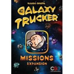 Galaxy Trucker: Missions (Inglés)