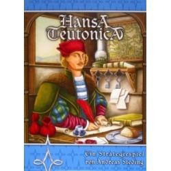Hansa Teutonica (Inglés)