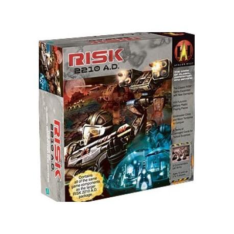 Risk 2210 AD (Inglés)