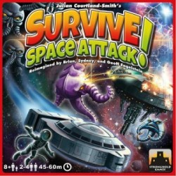 Survive: Space Attack! (Inglés)