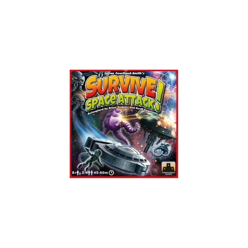 Survive: Space Attack! (Inglés)