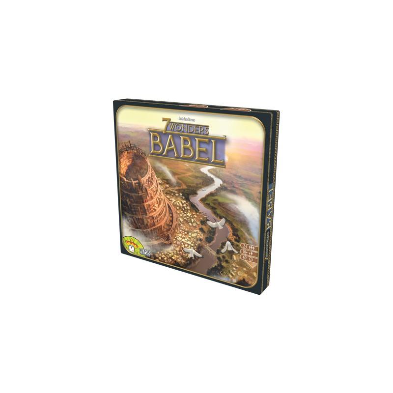 [Pre-Venta] 7 Wonders: Babel