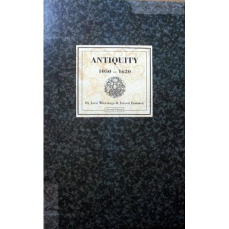 [Pre-Venta] Antiquity 2017