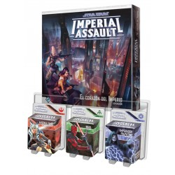 Star Wars Imperial Assault: Oleada 10