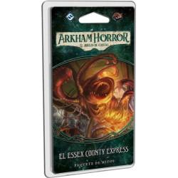 Pre-Venta] Arkham Horror el juego de cartas - El Essex County Express