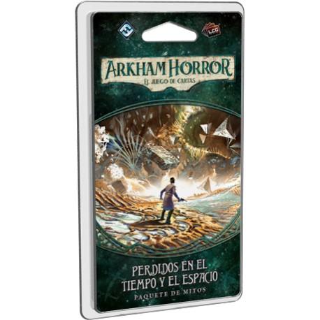 Arkham Horror el juego de cartas - Perdidos en el tiempo y el espacio