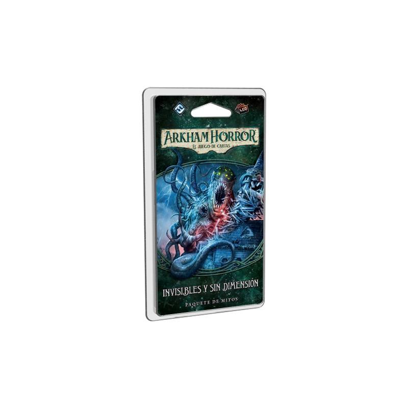 Arkham Horror el juego de cartas - Invisibles y sin dimensión