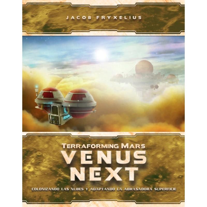 [Pre-Venta] Terraforming Mars: Venus Next